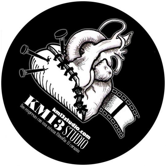 km13 studio logo