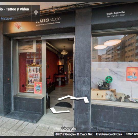 km13studio-visita virtual de km13 - street view google