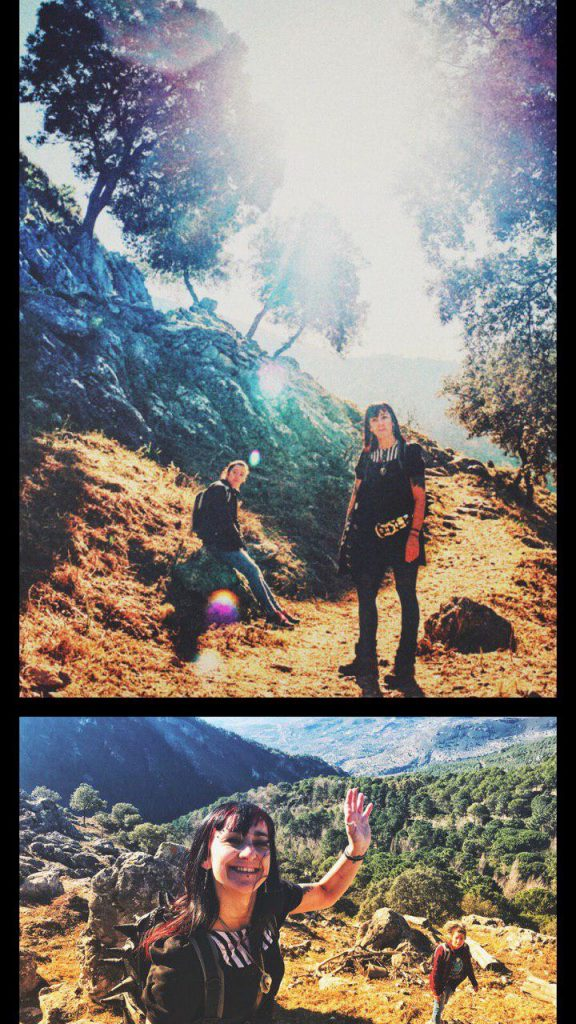 KM13 Studio en Malaga + caminito del rey