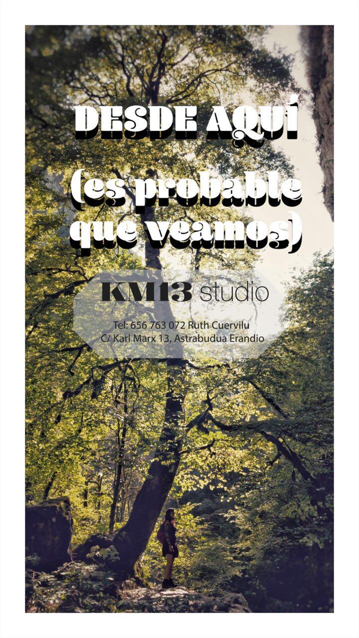 Desde aquí (es probable que veamos) KM13 Studio