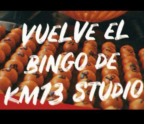 vuelve el bingo de km13 studio