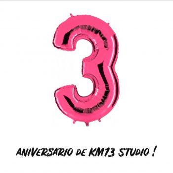 3º aniversario de KM13 Studio