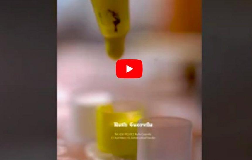 Proceso de tatuaje. Videos de Ruth Cuervilu